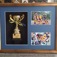 Trophy Sports Framing