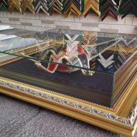Glass Display Box -Crown