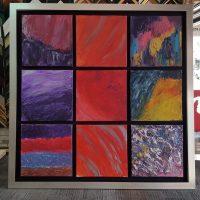 Tiled Canvas Frame