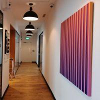 Canvas Hanging